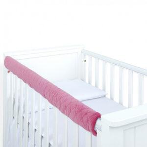 Kinderbett Beißschutz für obere Kante Farbe Schmutziges Rosa online kaufen in Österreich und Deutschland